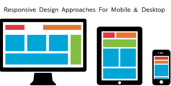 Responsive Mobile and Desktop