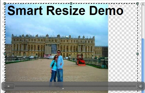 resize your images