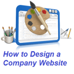 design-your-own-company-website