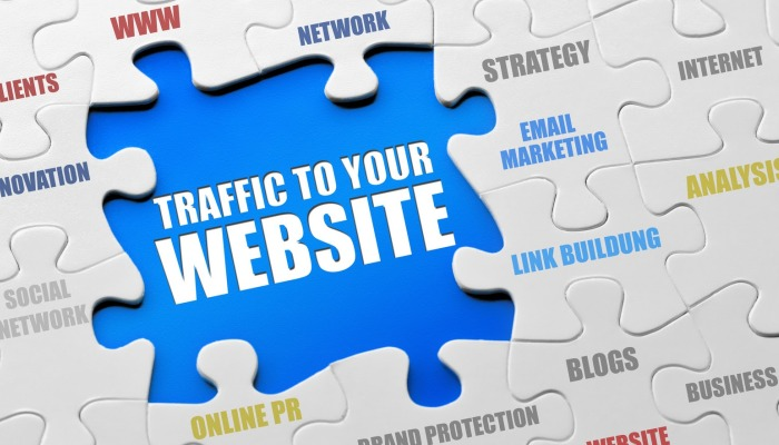 5 different ways to increase traffic to your website
