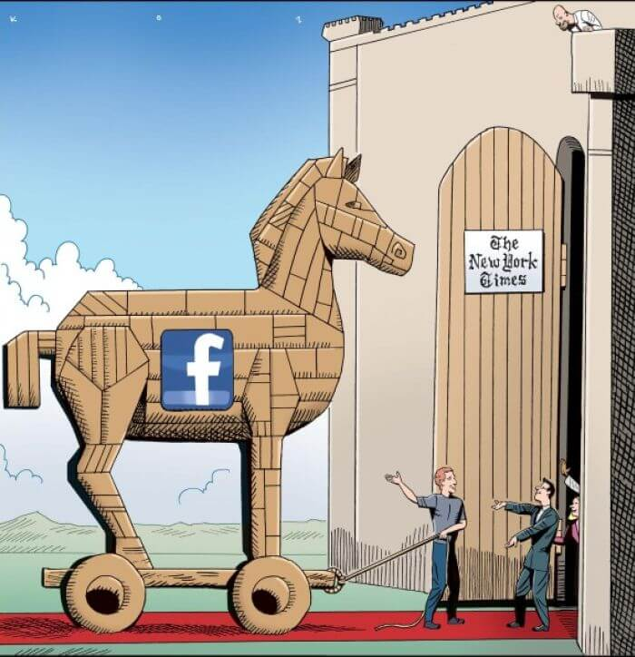picture of Trojan horse