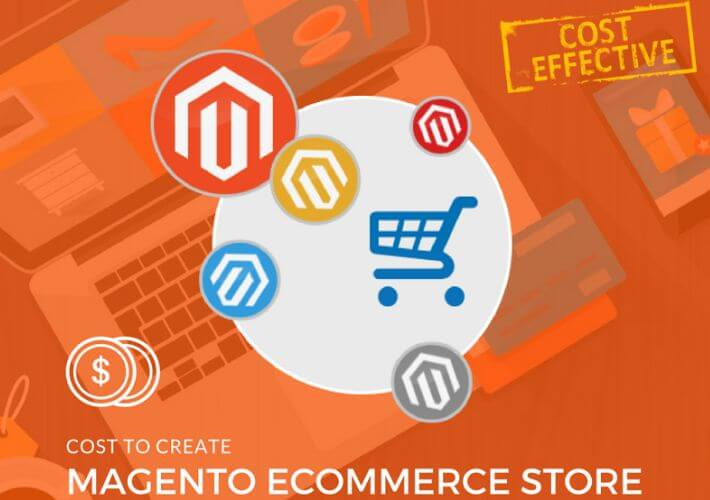 what does it cost to create a magento eCommerce store