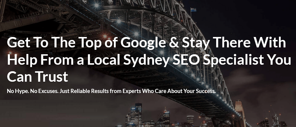 SEO and Website Design Sydney
